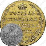 5 рублей 1805, СПБ-ХЛ, Редкие
