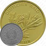 20 евро 2013, сосна Германия [Германия]
