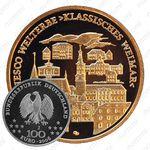 100 евро 2006, Веймар Германия [Германия]