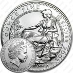 2 фунта 2005, Британия