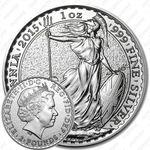 2 фунта 2015, Британия