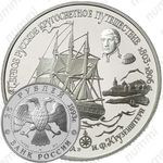 25 рублей 1993, Надежда