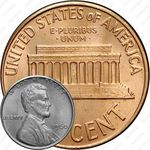 1 цент 1960
