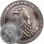 1 доллар 1983, Олимпиада в Лос-Анджелесе