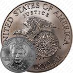 1 доллар 1998, Роберт Кеннеди