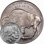 1 доллар 2001, буффало