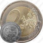2 евро 2010, 100 лет Португальской Республике