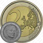 2 евро 2013, Джованни Боккаччо