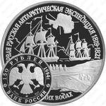 150 рублей 1994, экспедиция