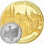 100 евро 2004, Бамберг