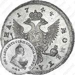 полтина 1744, ММД