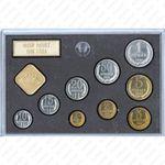 годовой набор Госбанка СССР 1981, ЛМД
