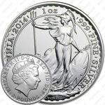 2 фунта 2014, Британия