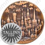 Настольная медаль «Таллин 1154»