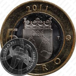 5 евро 2011, Карелия