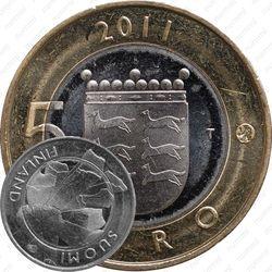 5 евро 2011, Остроботния