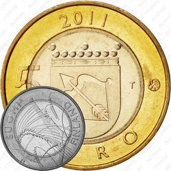5 евро 2011, Саво
