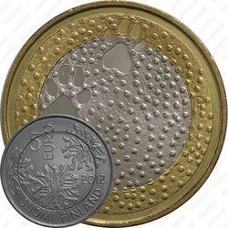 5 евро 2012, фауна Финляндия