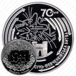 20 гривен 2014