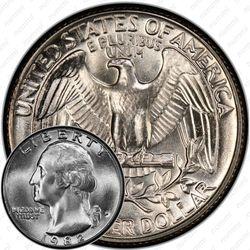 25 центов 1982