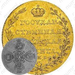 10 рублей 1805, СПБ-ХЛ, Редкие