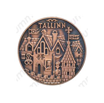 Настольная медаль «Таллин»