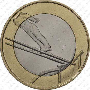 5 евро 2016, прыжки с трамплина - Реверс