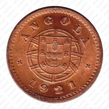 2 сентаво 1921 - Аверс