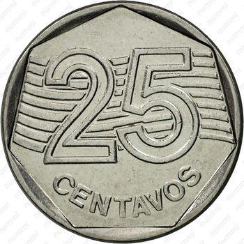 25 сентаво 1994 - Реверс