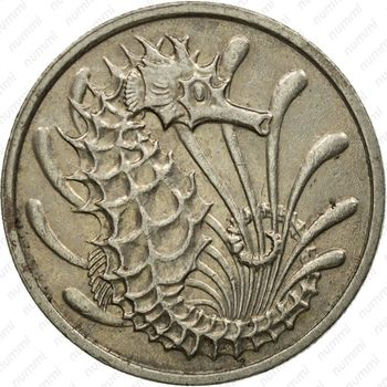 10 центов 1976 - Аверс