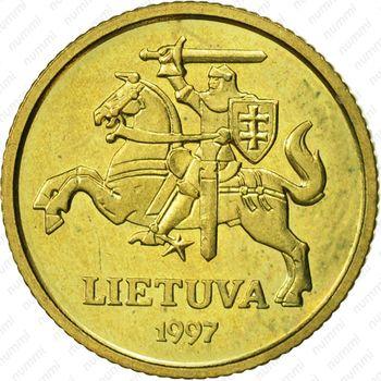 10 центов 1997 - Аверс