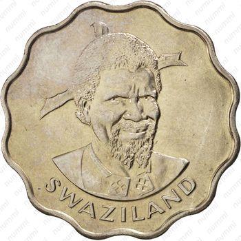 20 центов 1975 - Аверс