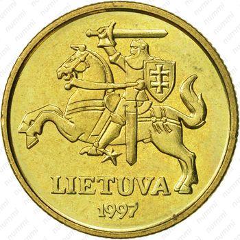 20 центов 1997 - Аверс