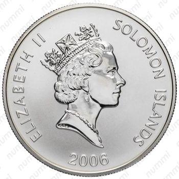 25 долларов 2006 - Аверс