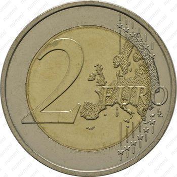 2 евро 2013 - Реверс