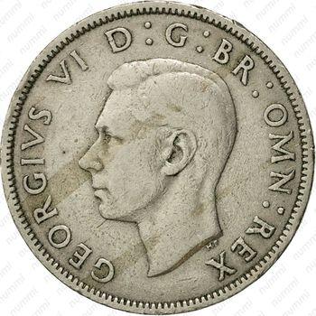 2 шиллинга 1947 - Аверс
