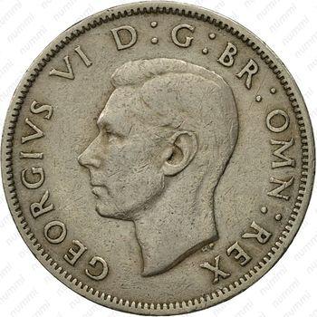 2 шиллинга 1948 - Аверс