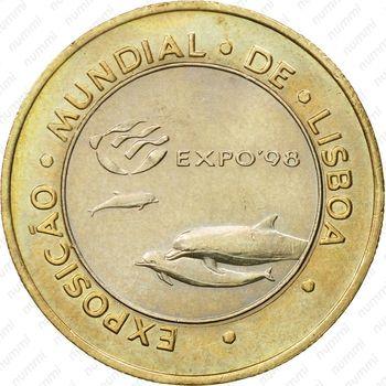 200 эскудо 1997, ЭКСПО - Реверс