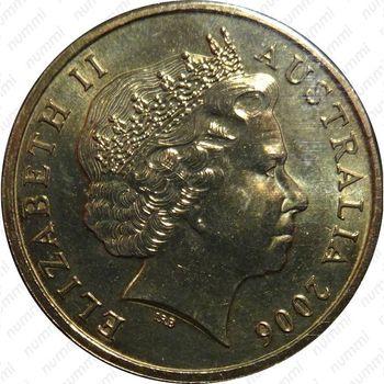 1 доллар 2006, 50 лет австралийскому телевидению