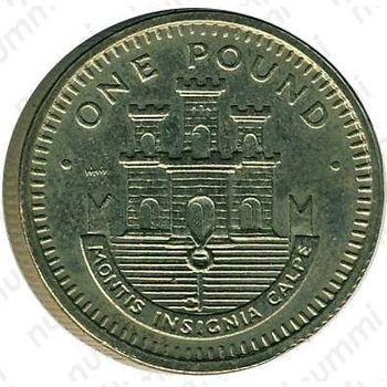1 фунт 1988