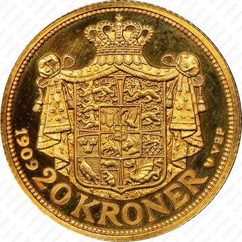 20 крон 1909
