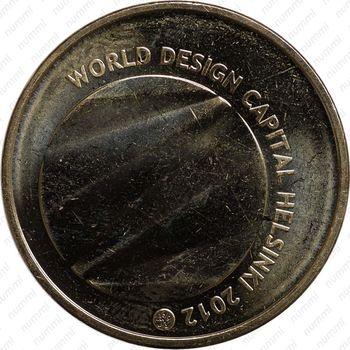 5 евро 2012, Хельсинки - Реверс