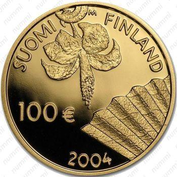 100 евро 2004, Альберт Эдельфельт