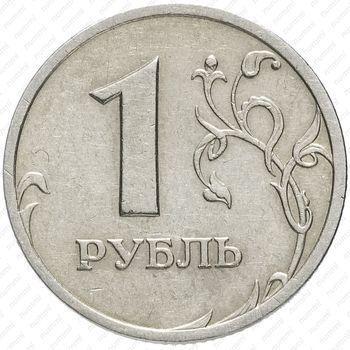 Список интересных нам монет 1 рубль России