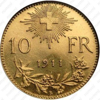 Цены золотых монет Швейцарии