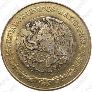 10 новых песо 1992