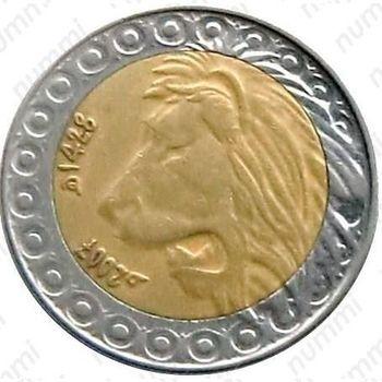 20 динаров 2007