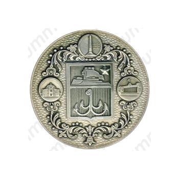 Настольная медаль «Одесское автообъединение. Такси»