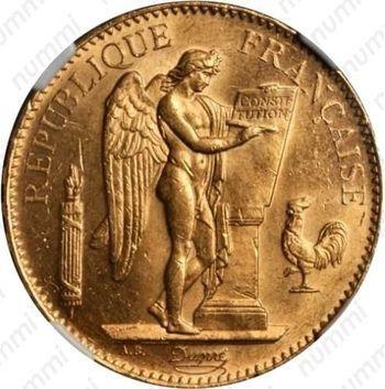 Стоимость золотых монет Франции